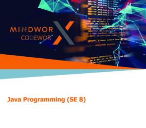 Java Programming (SE 8)